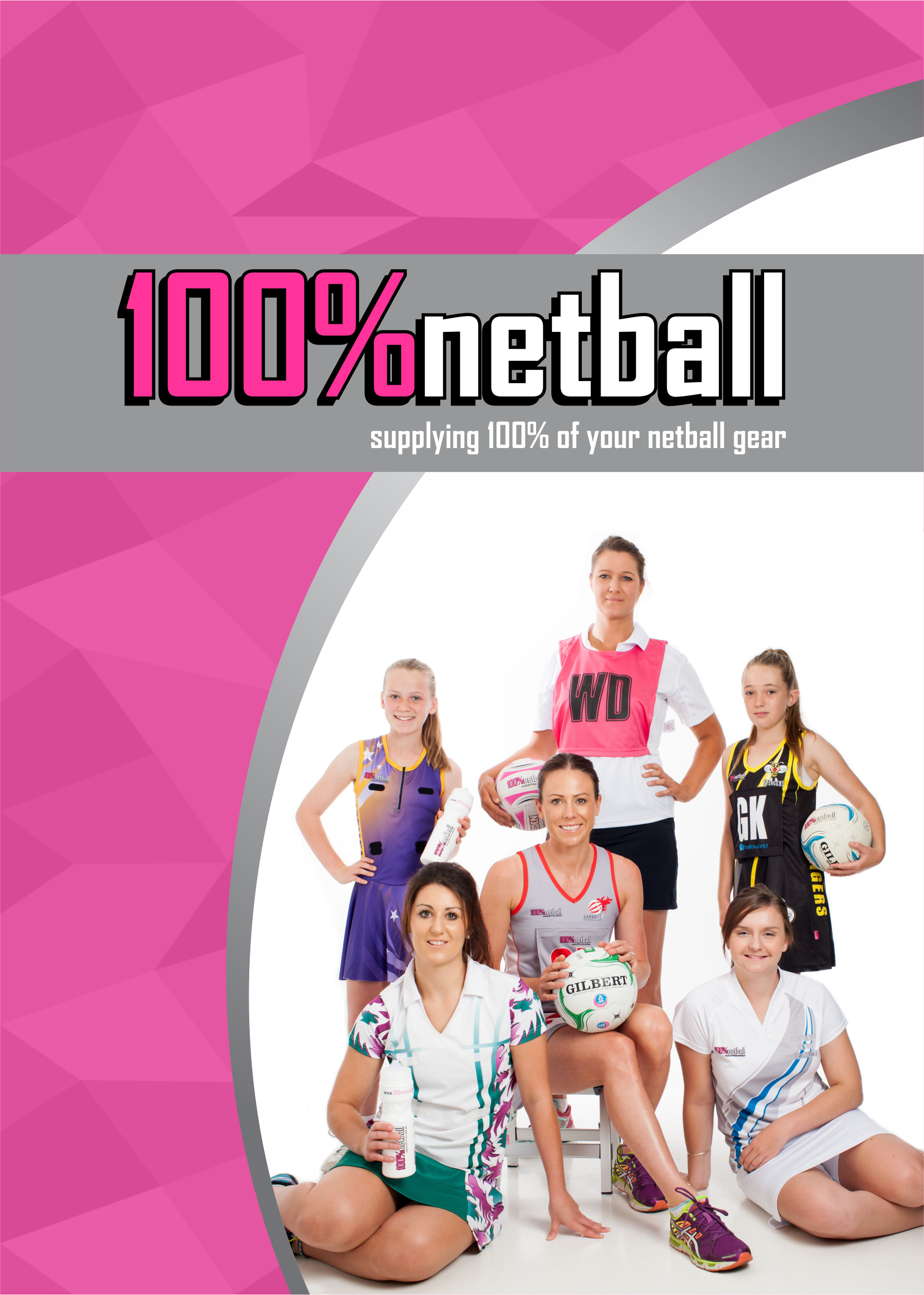 Netball catalogue